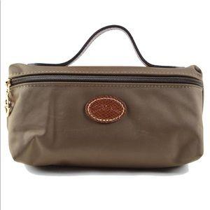 Longchamp Le Pliage Nylon Makeup Bag